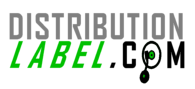 Logo of DistributionLabel: online music distribution and marketing